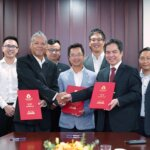 VNF signs MOU with An Phat Holdings and Itochu Corporation